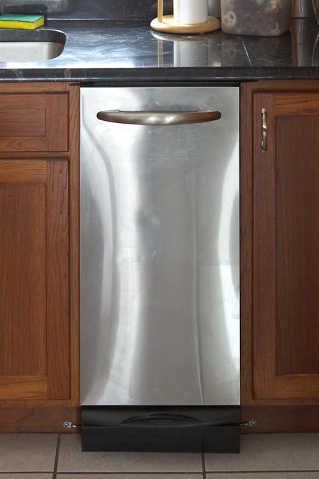 GE Profile compactor