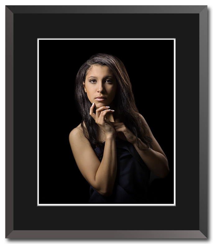 Fine art portrait photo by Craig Stocks
