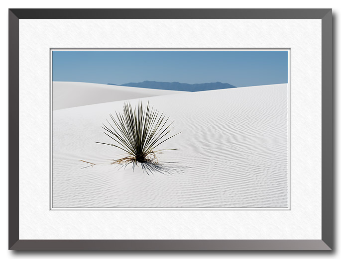 White Sands National Monument fine art photo by Craig Stocks